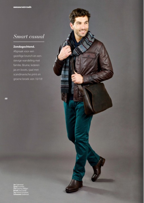New work: Carmi Magazine AW13