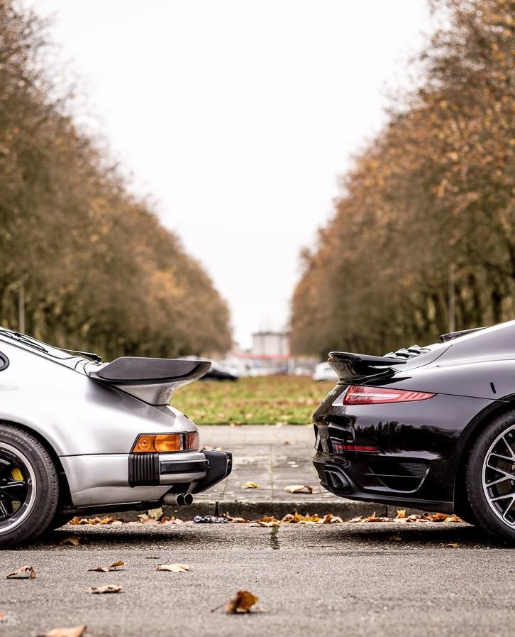 40 years 911 Turbo