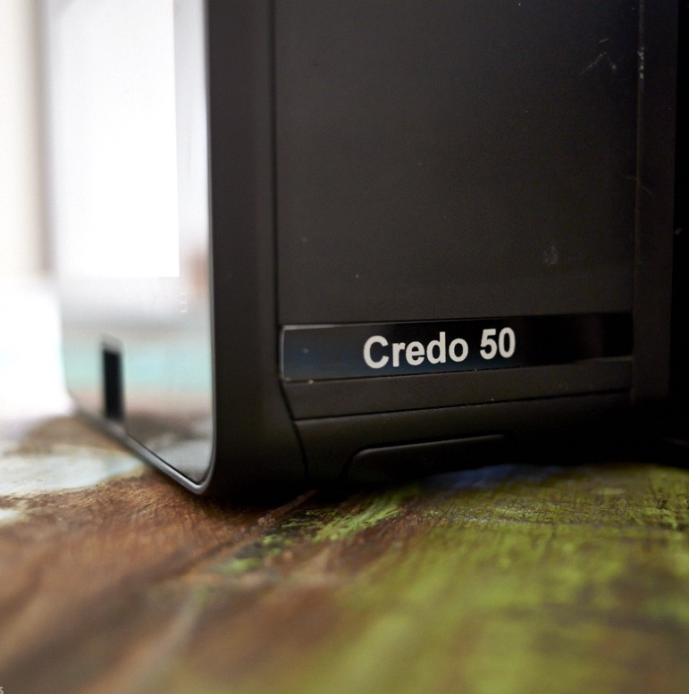 Breaking!! The new Credo 50 is here