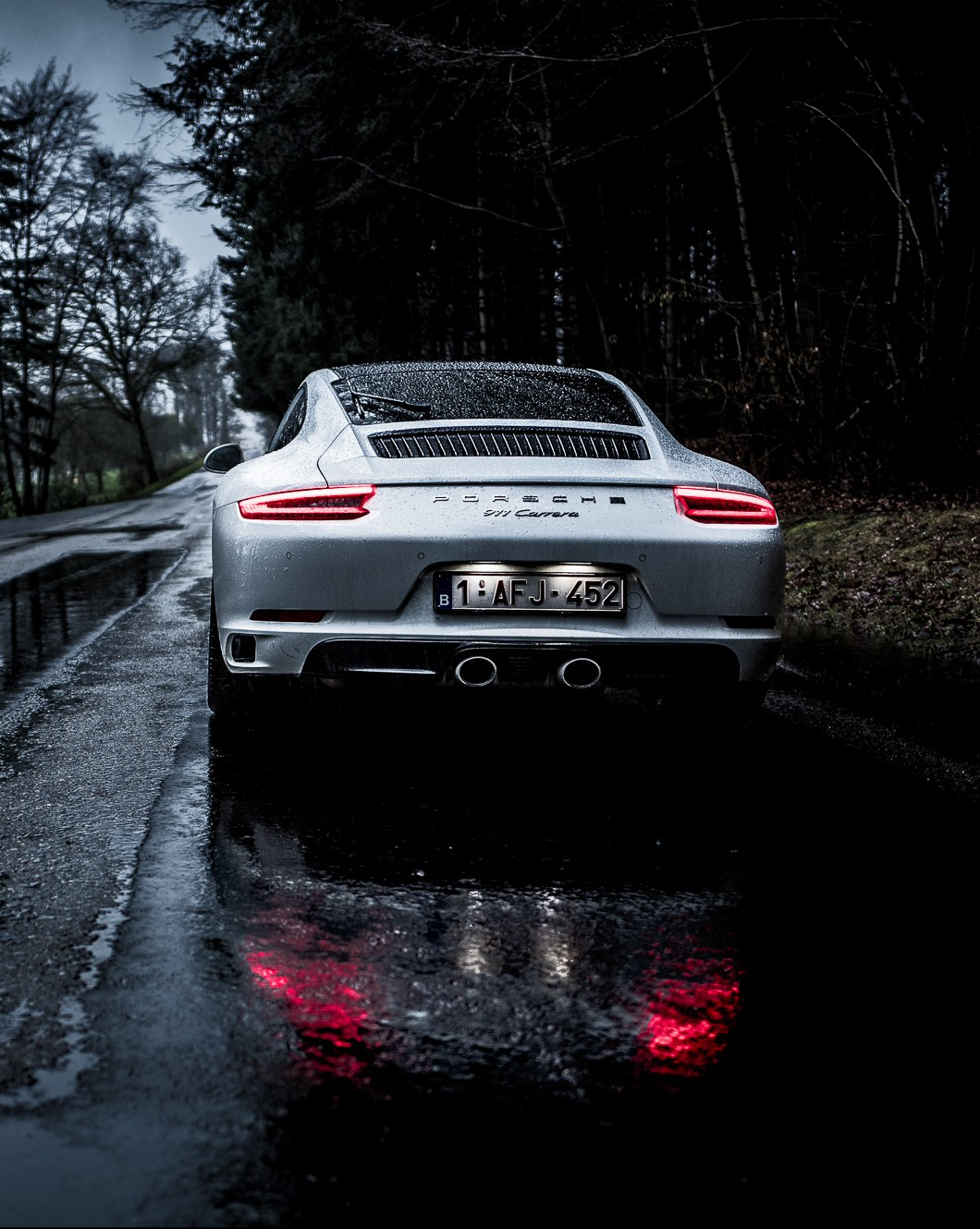 48 hours with the new Porsche 911